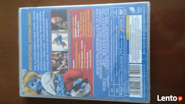 Smerfy DVD NOWE