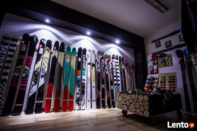 Sklep Snowboardowy sklep i serwis narciarsko snowboardowy