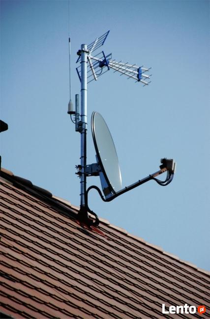 Elektryk/Usługi Elektryczne/Anteny Sat Monitoring /Odgromowe