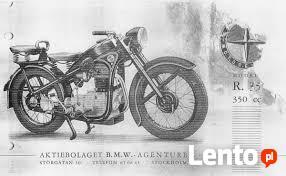 BMW R35 - zabytkowe motocykle BMW i współczesne SKUP