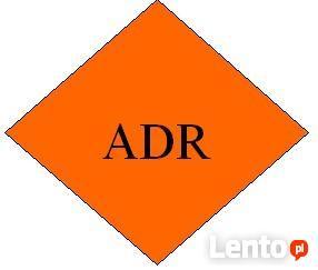 Kurs ADR podstawowy cysterny szkolenie okresowe