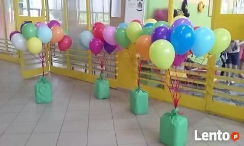 Hel Balon z helem Balony