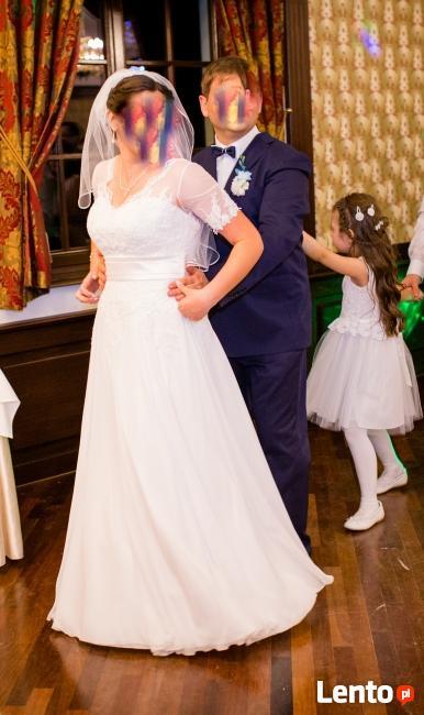 SUKNIA ślubna. Produkcja POLSKA