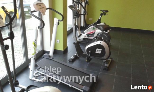 domowy sprzęt fitness:bieżnie, rowery stacjonarne, orbitreki