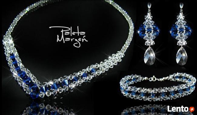 Biżuteria Ślubna Swarovski dla ukochanej