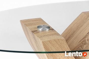 STOLIK DO KAWY ława stolik kawowy SLANT szkło hartowane