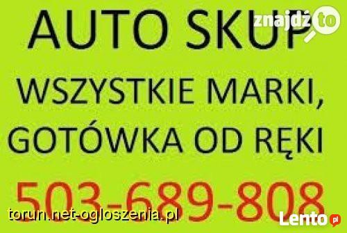 Skup aut Grudziądz 517,266,264 Świecie Toruń Chełmno