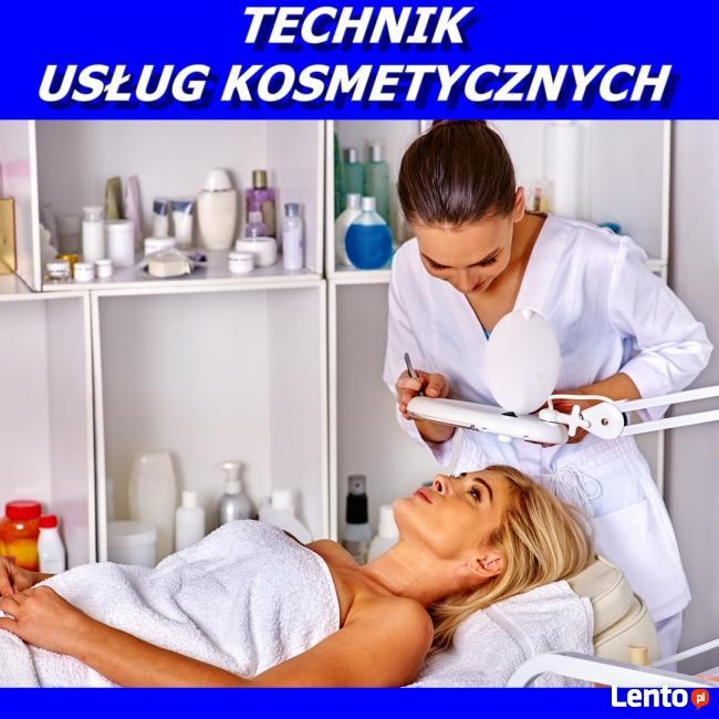 Technik Usług Kosmetycznych - Policealna Szkoła Zawodowa