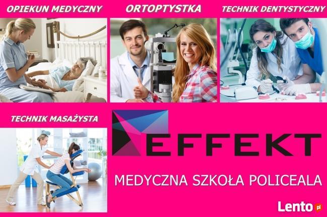 Medyczna Szkoła Policealna EFFEKT