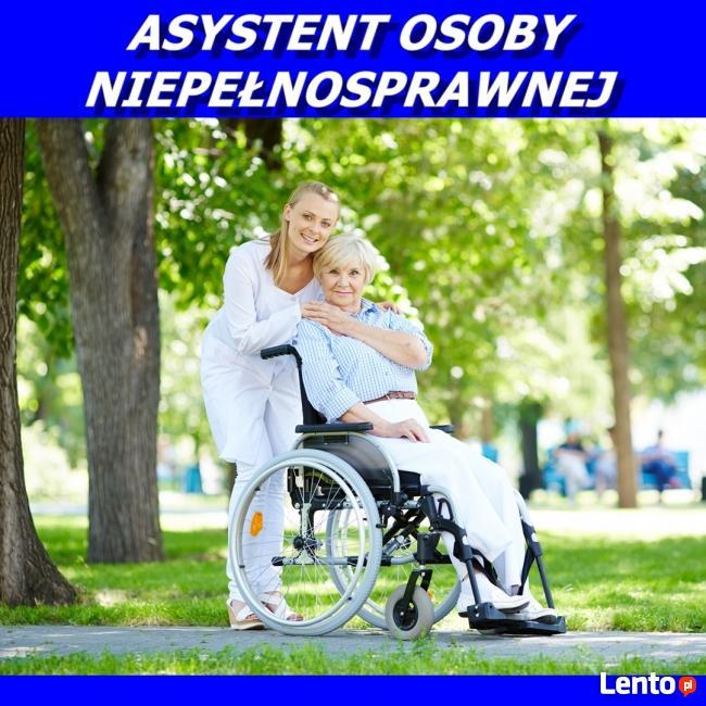 Asystent Osoby Niepełnosprawnej - Policealna Szkoła Zawodowa