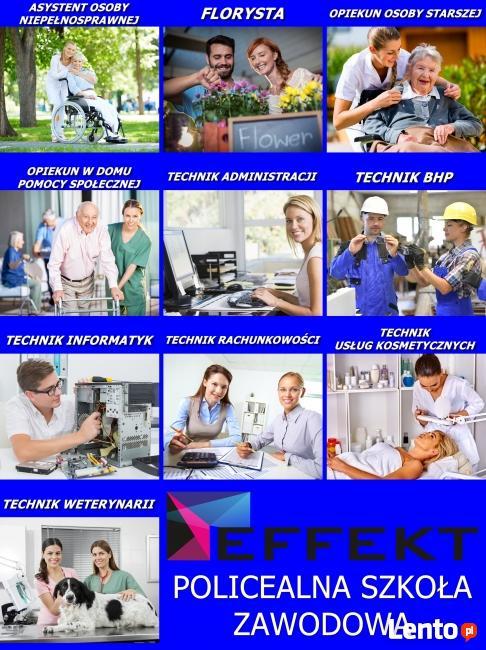 Policealna Szkoła Zawodowa EFFEKT
