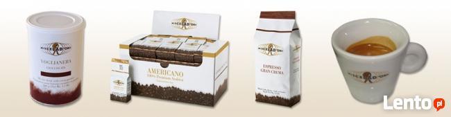 Hurtownia Kawy Miscela dOro Lavazza