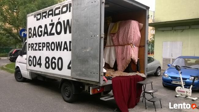 DRAGON wywóz śmieci wielkogabarytowych / utylizacja