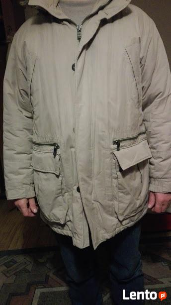 Kurtka męska zimowa ciepła rozm. XL firma MELKA