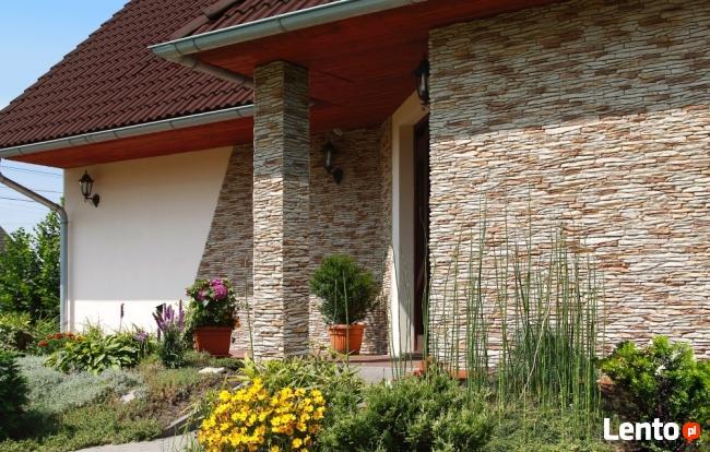 Płytki, Cegły - Kamień Elewacyjny-Zewnętrzny oraz na Ściany