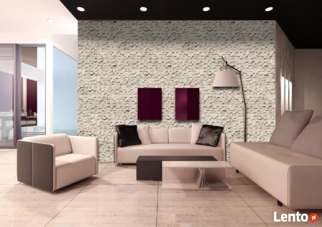 Kamień Dekoracyjny - Płytki Ozdobne, Cegły z Fugą -PANELE 3D