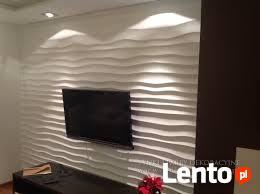 Panele Ścienne 3D Dekoracyjne, Ozdobne, Gipsowe - PRODUCENT