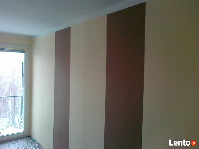 Malowanie ścian ,tapetowanie gładź naprawy hydrauliczne