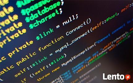 Programowanie aplikacji webowych PHP Web Developer