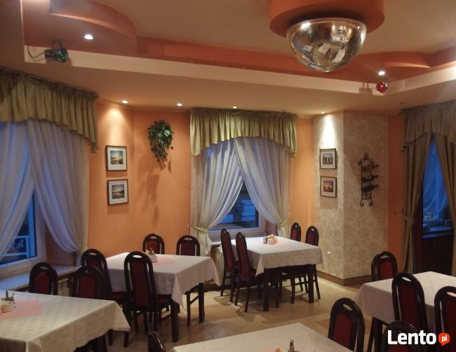 Restauracja / sala weselna w centrum Ełku do wynajęcia.