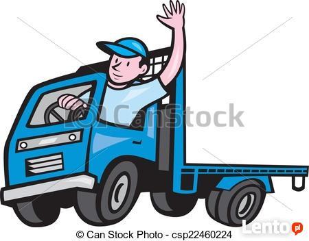 Szukam pracy jako kierowca kurier lub dostawcza