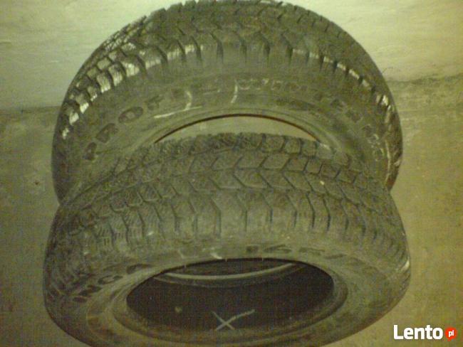 Opony Zimowe 20555r16 Slask