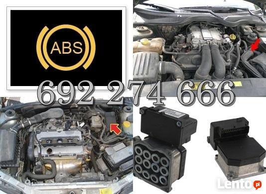 Naprawa ABS Opel VECTRA Omega Astra tel 692274666 ABS TC