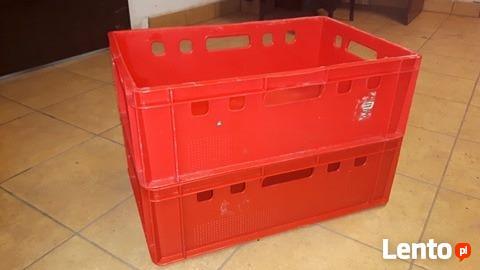Pojemnik plastikowy E2 skrzynka plastikowa śląsk
