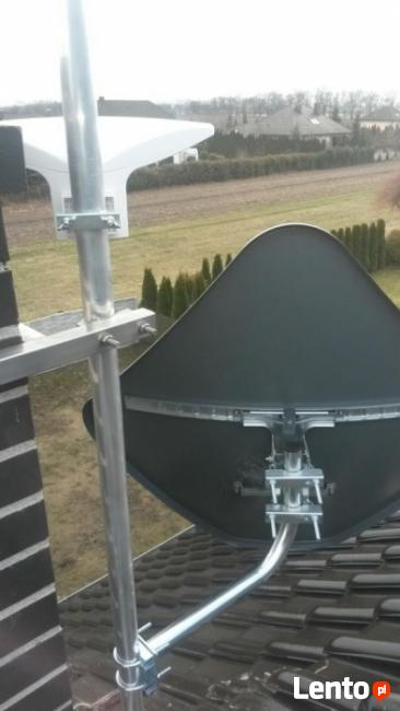 Montaż Serwis Anten Satelitarnych-DVB-T