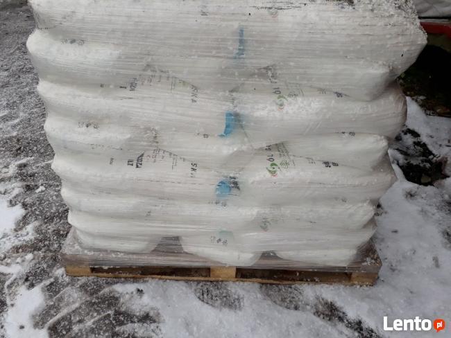 Sól drogowa 700kg MEGA PAKA + Piasek 300kg CAŁY KRAJ 48H