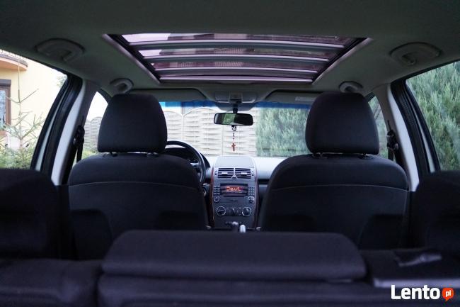 Mercedes A-klasa W-169 200cdi 140KM automat-panorama-xenon