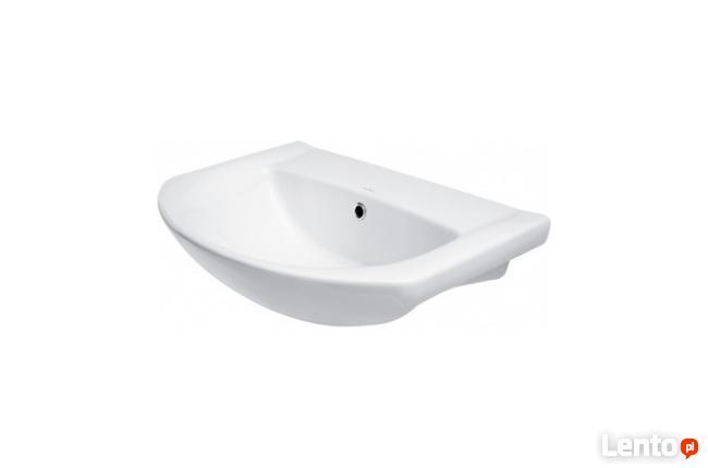 Klasyczna Umywalka 60cm Cersanit Libra biała