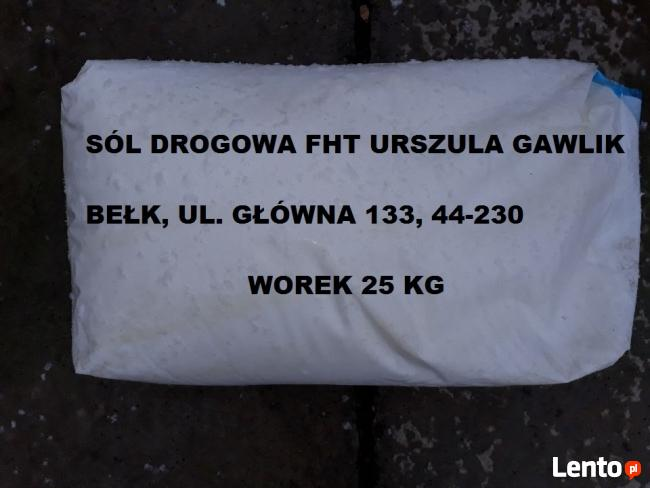 Sól drogowa 700kg MEGA PAKA + Piasek do posypywania 300kg