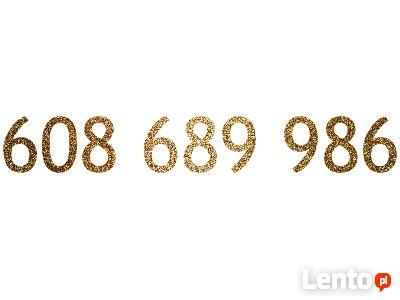 608 689 986 złoty numer T-Mobile