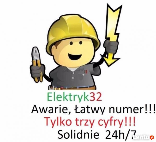 Elektryk z uprawnieniami 24/7 awarie