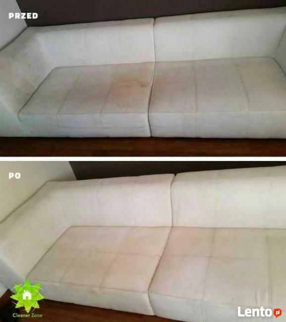 Cleaner zone czyszczenie kanapy, czyszczenie tapicerki samoc