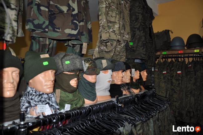 Demobil-czapki berety wojskowe Sklep Ciechanów