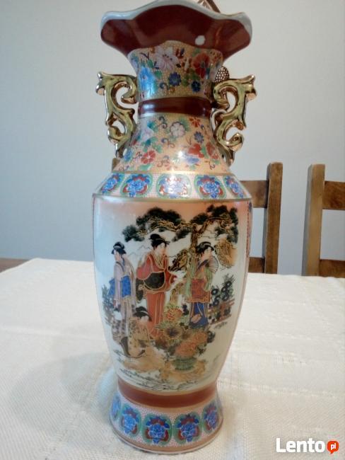 wazon z chińskiej porcelany