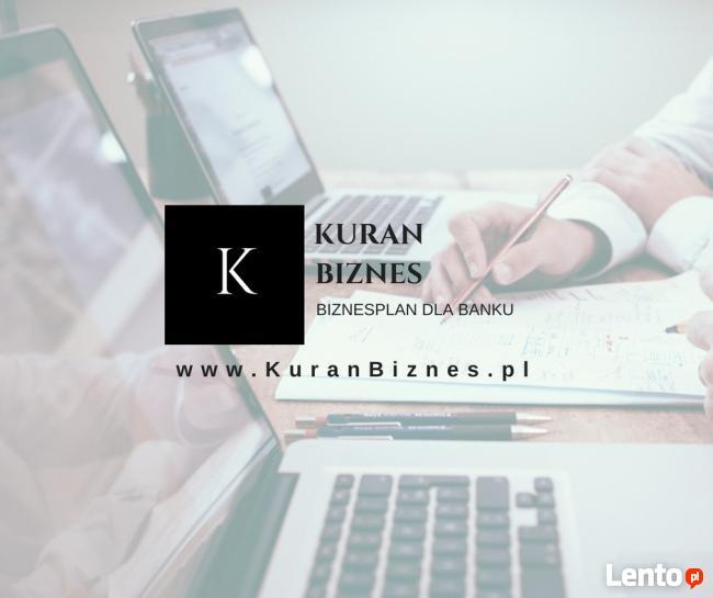 Biznesplan dla Banku - KuranBiznes
