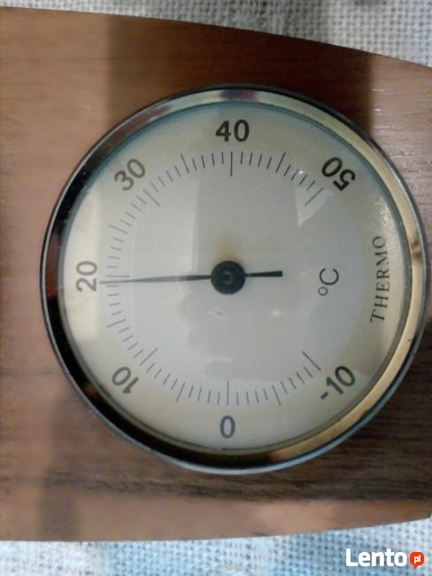 termometr/barometr