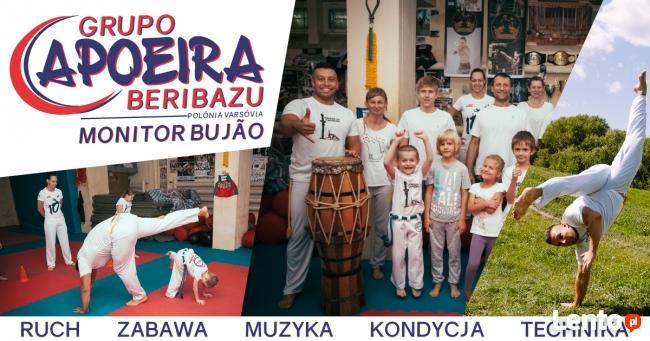 Treningi Capoeira na Woli