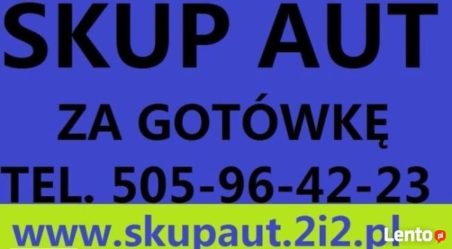 Skup Aut Nowy Dwór Gdański t.505964223 Stegna,Jantar,Elbląg