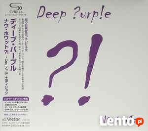 CD Deep-Purple Now What (Victor Japan)