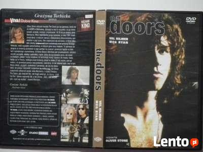 DVD The Doors-Val Kilmer Meg Ryan
