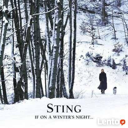 CD Sting-If On A Winters Night...