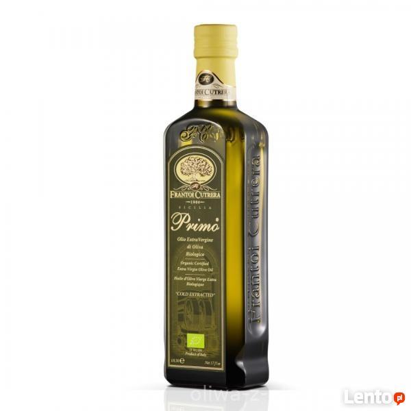 NAJLEPSZA Oliwa z oliwek EXTRA VERGIN Cutrera