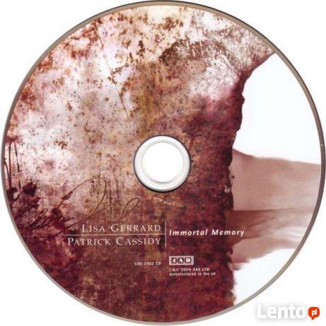 CD Lisa Gerrard | Patrick Cassidy – Immortal Memory