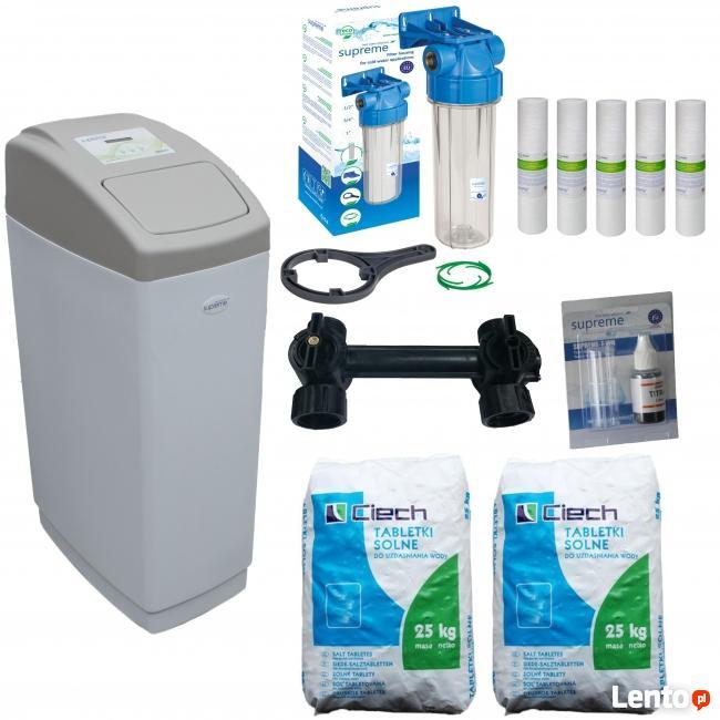 Uzdatnianie wody, osmoza, filtry