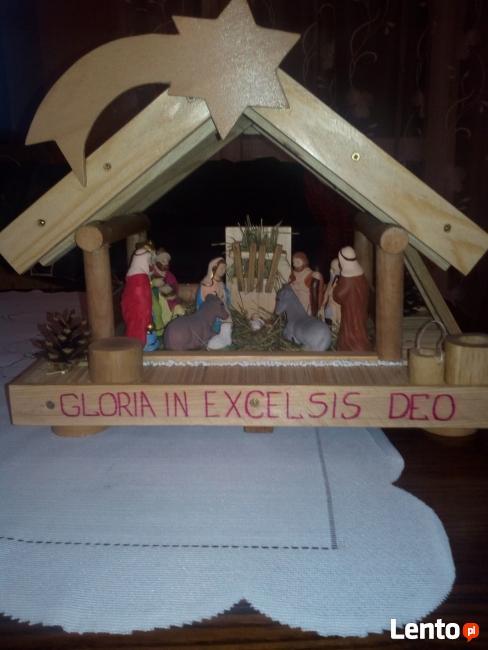 Szopka Bożonarodzeniowa mała