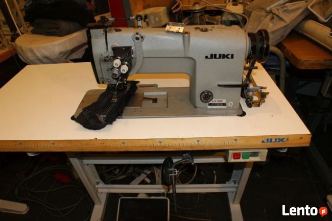 Maszyna do szycia Dwuigłówka JUKI LH 1182